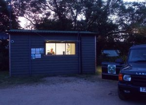 Check In, Camp Site, Reception, Security