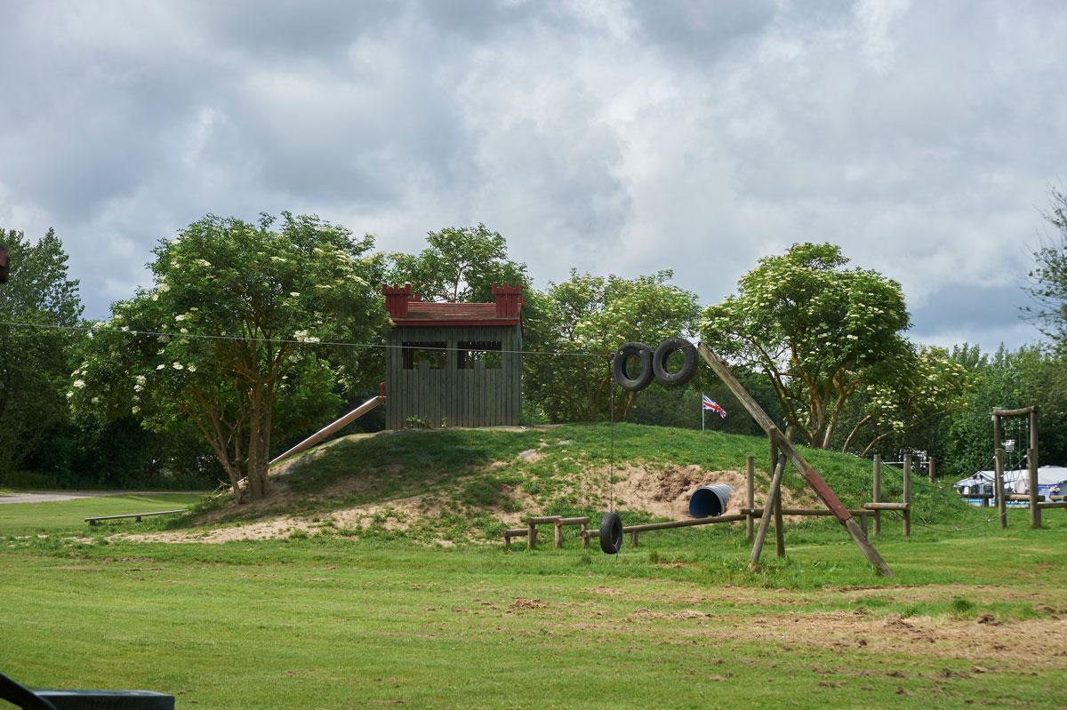 Camping, Playground, Kids