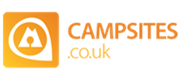Logo for campsite uk